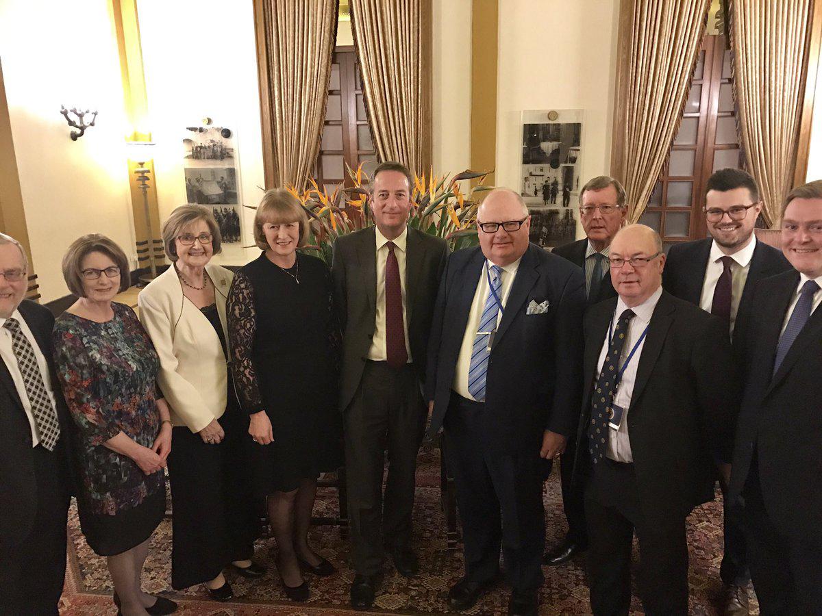 December 2016: Australia Israel UK Leadership Dialogue