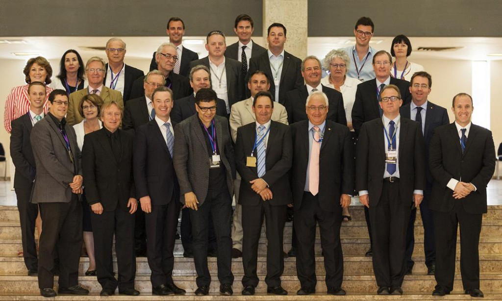 July 2014: Australia Israel UK Leadership Dialogue